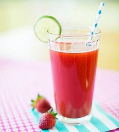 Celebrate Mexican culture this month by preparing a pitcher of agua fresca.