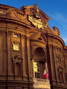 Palazzo Carignano #Torino