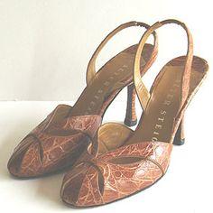 Walter Steiger 70s High Heel Shoes