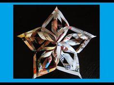 DIY - Christmas Star / Snowflake / Tree Topper / Decoration / Decor - Arts/Crafts