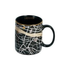 Seletti mug, London theme