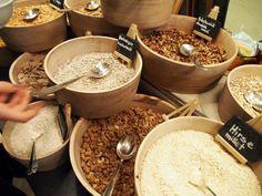 #cereals at palais hansen #kempinski #vienna #breakfast