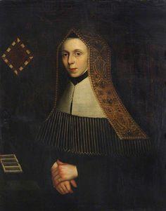 Margaret Beaufort, Mother of Henry VII, Grandmother of Henry VIII by lisby1, via Flickr