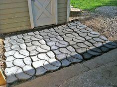 diy patio stones