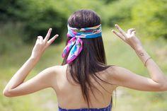 #stefanel foulard mania  Valentina Siragusa