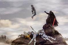 Berserk by Zahir Batin on 500px #zahirphotowork #photography #darthvader #starwars #toys