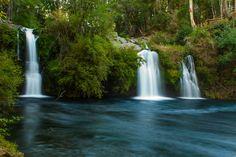 Photo Ojos del Caburga, region de la Araucania Chile by HombredelaCoraza  on 500px
