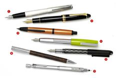 Pens for Better Penmanship: Don't Forget (How) to Write!