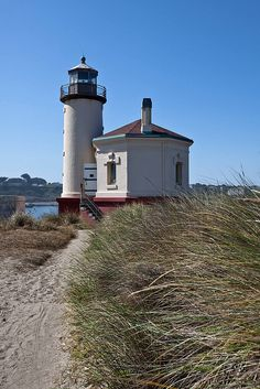 Coquille River Lighthouse - Bandon