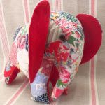 bustle and sew's elephant|