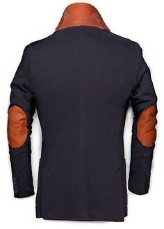 blazer...elbow patches