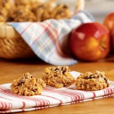 Apple Cobblestone Cookies from Eagle Brand