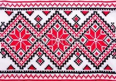 Ukrainian traditional embroidery patterns