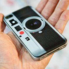 *iPhone Camera Case!!*  (#iPhone, #iPhonecase, #iPhonecover via cupidtino.com team)