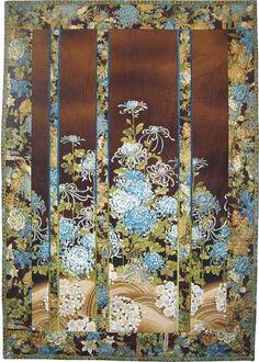 Imperial Garden Panel Quilt