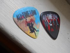 All Time Low Guitar Picks