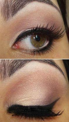 Pretty eyeshadow