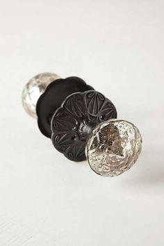 Glass Prisms Doorknob