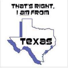 Texas pride !!!!