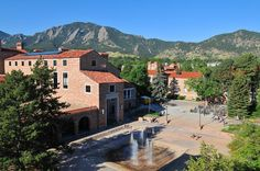 Top 10 College Towns 2013 - Boulder, CO | Livability