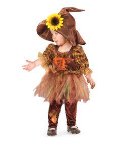 Brown Scarecrow Dress-Up Set - Infant & Toddler
