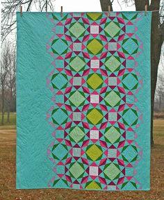 primary colors, modern man, quilt design, fresh piec, color combinations, quilt blocks, modern quilt, flower quilts, modern mirag