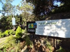 Retro! 2012 - SBBG Fall Plant Sale. Native California plants for your garden.
