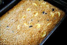Baked oatmeal!