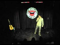 Sanjay Manaktala at Comedy Store December 2010