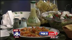 The Olive Garden shares a recipe inspired by their new menu.