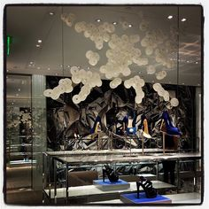 Inside Dior's newly reopened boutique on Rodeo Drive.
