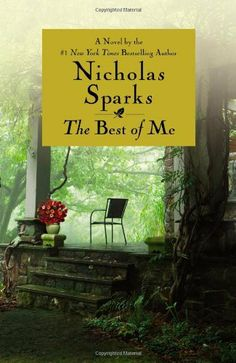 The Best of Me by Nicholas Sparks. Not my favorite.