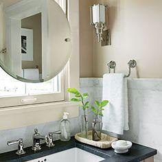 Nashville Idea House Photo Tour | The Bunkie Bath | SouthernLiving.com