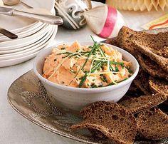 Smoked Salmon Dip Recipe  | Epicurious.com