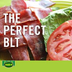 For the perfect BLT every time | Bake turkey bacon weave in a 350 degree oven for roughly 30 minutes | Back to School | Life Hacks | #JennieO #sweepstakes #howto #hack #kidfriendly #lunch #dinner
