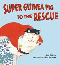 July 9, 2014. A guinea pig gets upset when his fellow pets make fun of his favorite television superhero, and so he makes a costume and pretends to be Super Guinea Pig himself.