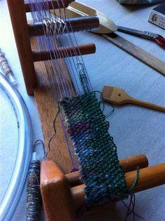 Curious Weaver Blog: Inkle Saoris