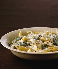 Macaroni with Cream and Cheese - maybe this should have a another name ...