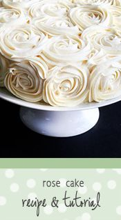 I have always LOVED this cake. This is my fallback when I am to sleepy to do anything else. Its quick and easy and so PRETTY! :)