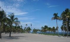 Crandon Park, Key Biscayne, FL