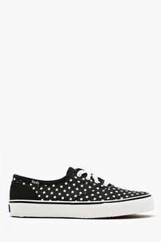 Double Dutch Dot Sneakers