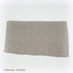 Tuto snood crochet