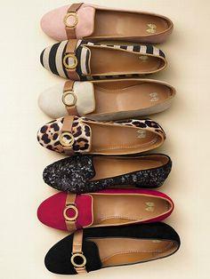 #lovely loafers!  women fashion #2dayslook #new #fashion #nice  www.2dayslook.com