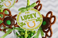 Lucky to Have You St. Patrick's Day Tags - JW Illustrations
