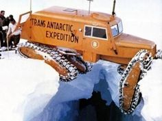 The original Ice Road Truckers.