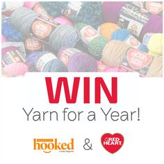 Enter to win yarn fo