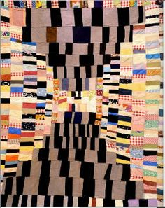 American Quilts: The Democratic Art. The show is based on an awesome book of that name by curator Robert Shaw.