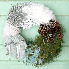 Winter Wreath- Gorgeous