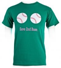 50% of the profits from this T-Shirt support the Kelly Rooney Foundation.