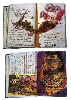 The Diary - Frida Kahlo